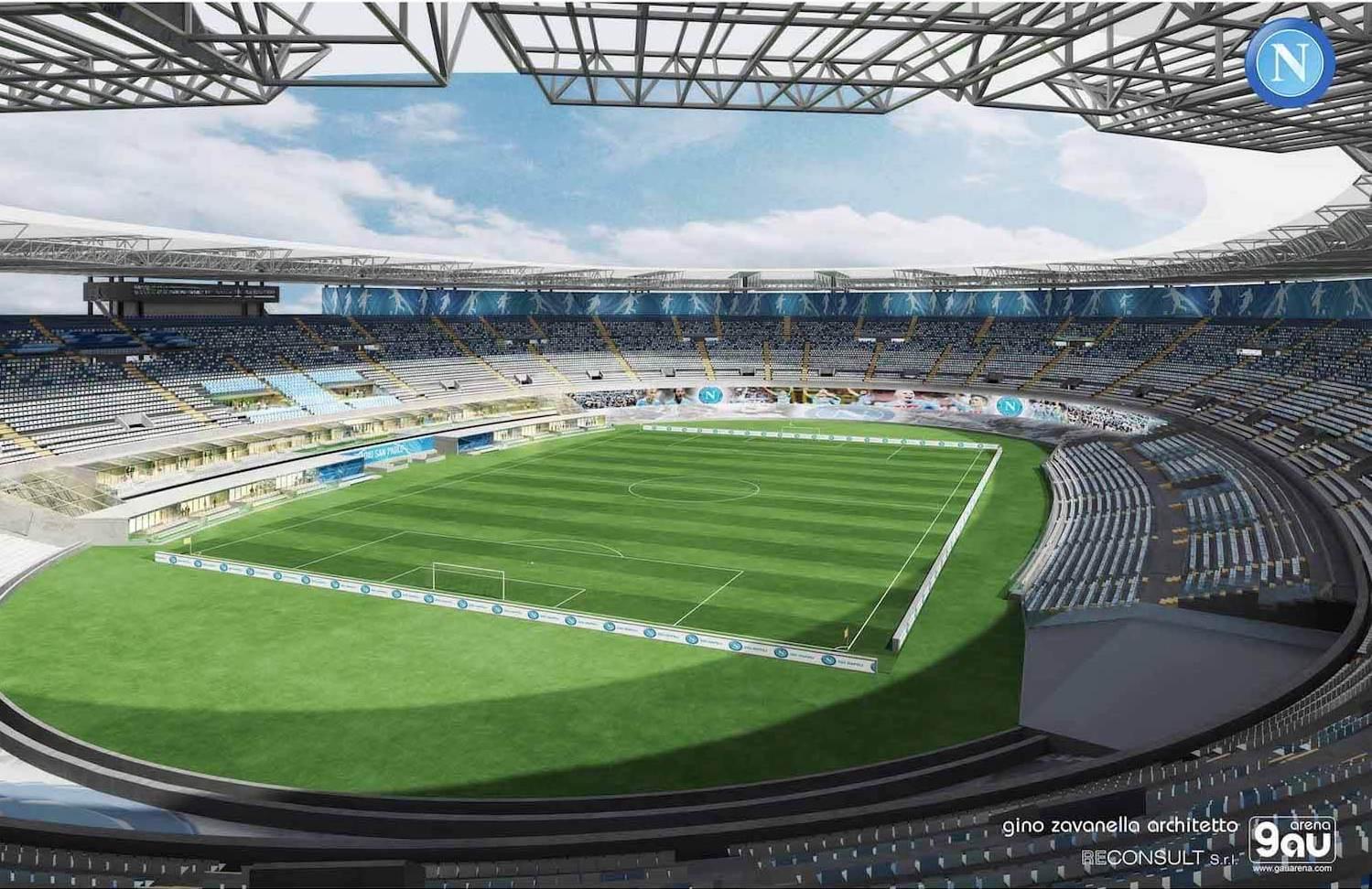 GAU-Arena-SSC-Napoli-Stadium-San-Paolo-1