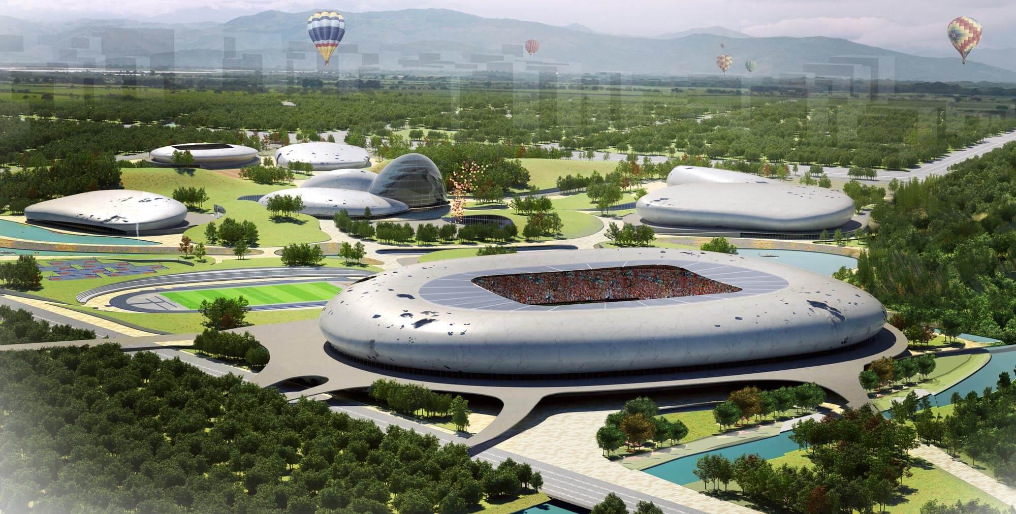 GAU-Arena-Yichang-Olympic-Park-3